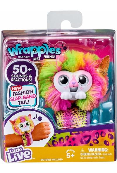Little Live Pets Wrapples Bileklik Meggo S3