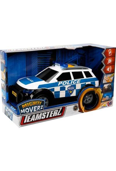 Teamsterz Sesli ve Işıklı Polis Arabası 27 cm
