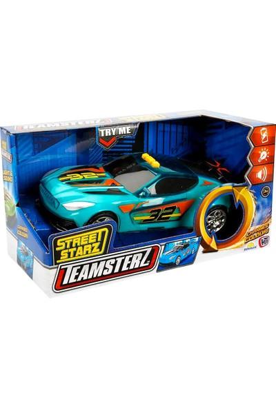 Teamsterz Sesli ve Işıklı Renk Değiştiren Araba 27 Cm.