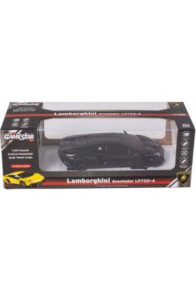furkan toys Gamestar Lamborghini Lisanslı Şarjlı Uzaktan Kumandalı Araba 1:24