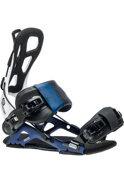 Gnu Psych Blue Snowboard Bağlama
