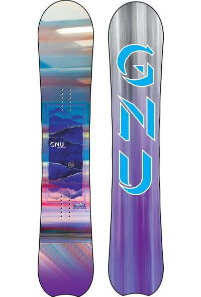 Gnu Chromatic Btx Snowboard