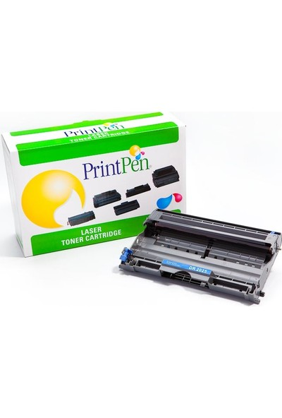 Printpen Brother DR-2025 DCP-7010 DCP-7020 DCP-7025 DCP-7420 FAX-2820 FAX-2825 FAX-2910 FAX2920 HL-2030 HL-2040 HL-2070 MFC-7220 MFC-7225 MFC-7420 MFC-7820 Drum Ünitesi 12000 Sayfa Siyah