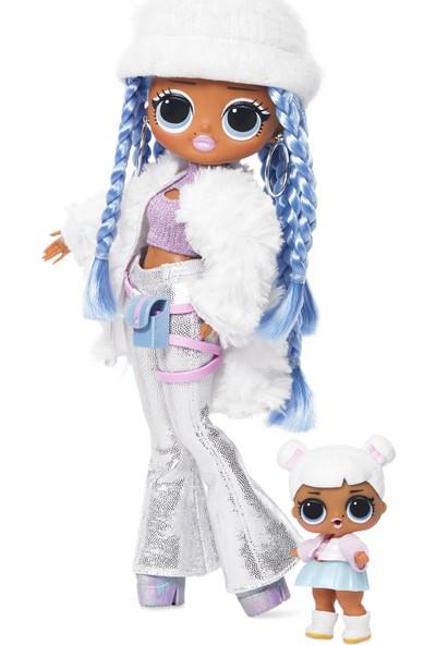 Lol Kar Tatili Çok Gizli Bebek Snow Angel