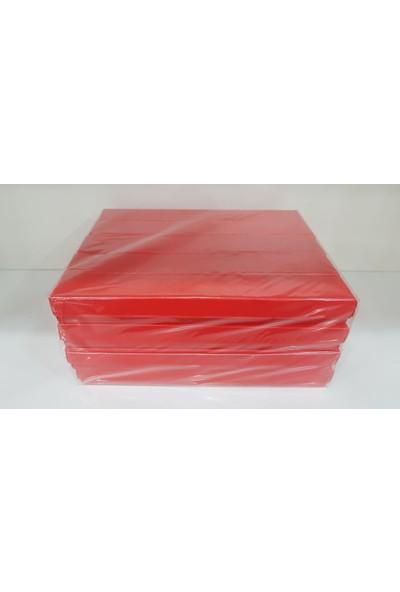 Aydın Dekor Yerli Kırmızı 21 * 3 cm 20 Adet Paket Bileklik Tesbih Kutusu