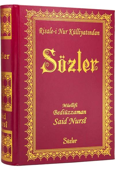 Risale-I Nur Külliyatı (Büyük Boy - Vinleks)