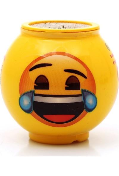 Emoji Çim Adam Emojili Kahkaha Atan Tekli