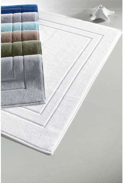 Varol Odelia Serisi Ayak Havlu 50x70 200gr Beyaz 2 Adet