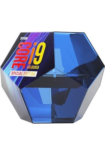 Intel Core i9 9900KS 4GHz 16MB Cache 1151 Pin Fansız İşlemci BX80684I99900KS