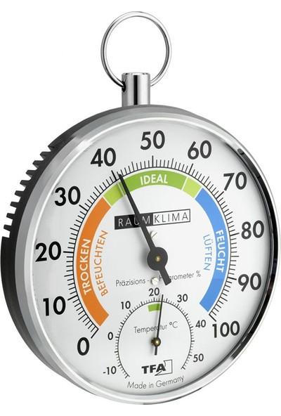 TFA Kadranlı Termo-Higrometre