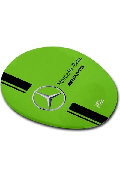 Gameboss Lemans Mercedes Benz Amg Bilek Dstekli Mouse Pad