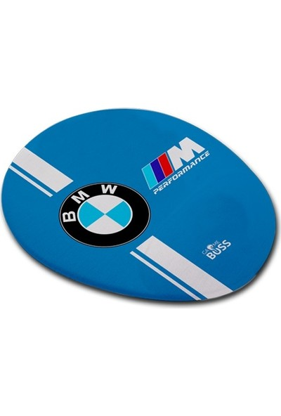 Gameboss Lemans Bmw Bilek Destekli Mouse Pad