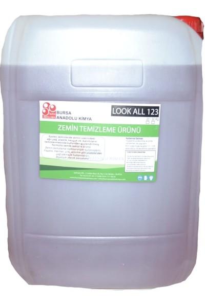 Bak Kimya Zemin Temizleme Ürünü 30 kg