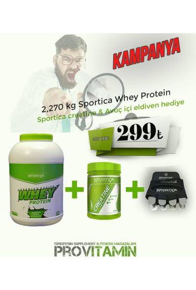 Sportica Nutrition Whey , Sportica Creatine, Sportica Nutrition Eldiven
