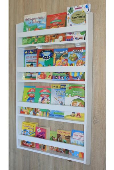Montessori Çocuk Odası Eğitici Montessori Kitaplık Bebek Odası Kitaplık