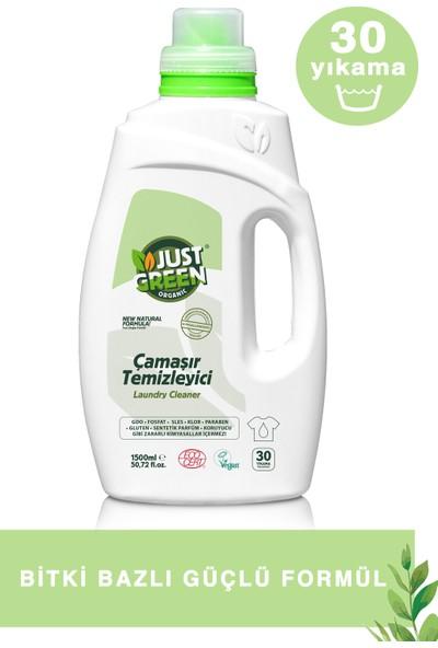 Just Green Organic Çamaşır Deterjanı 30 Yıkama 1500ml