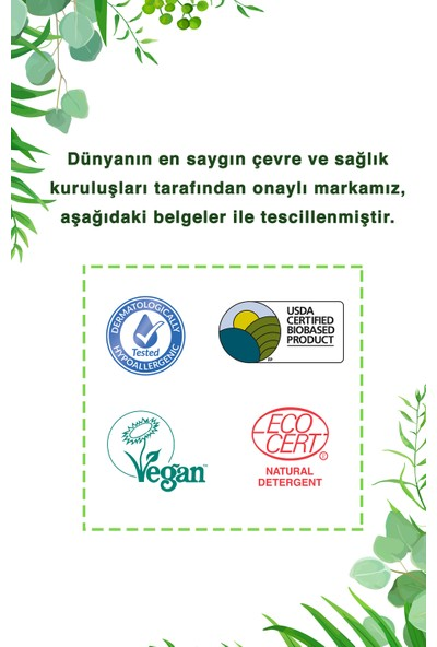 Just Green Organic Yumuşatıcı 32 Yıkama 1000ml