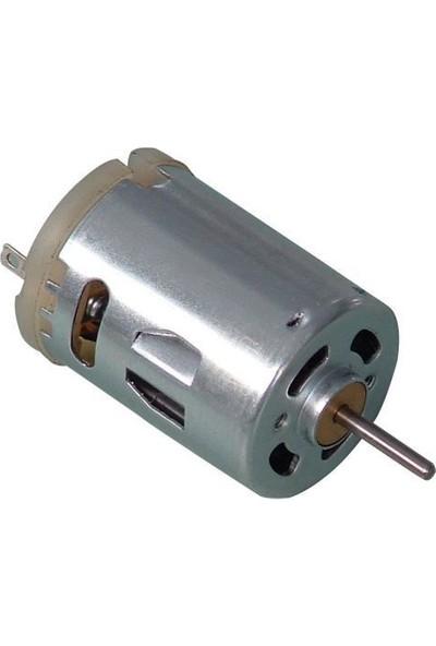 Dünya Magnet Elektrik Üreten Dinamo Motoru, 12V Eğitici Elektrik Motoru