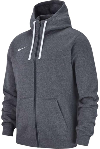 Nike Aj1313-071 M Hoodie Fz Flc Tm Club19 Erkek Ceket