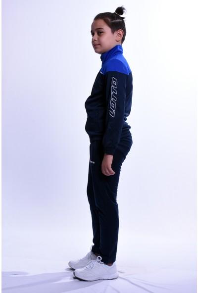 Lotto R5709 Suit Shine Camp Fz Pl Jr Çocuk Eşofman Takımı
