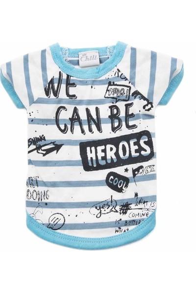 Chili We Can Be Heroes Köpek T-Shirt 2 XL