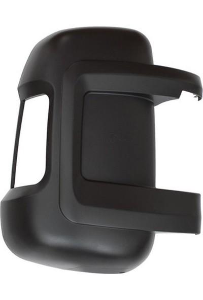 Valea Boxer Ducato Jumper Siyah Sağ Dış Ayna Kapağı 735424438