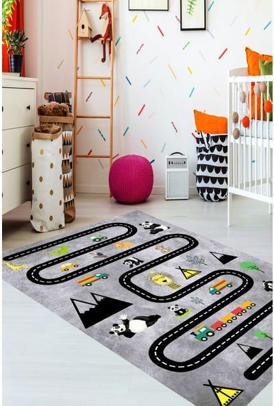 Kozzy Home RFE6322140 Çocuk Halısı 100 x 140 cm