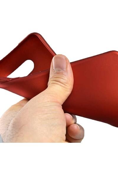 Gpack LG K50s Kılıf Premier Silikon Esnek Koruma Lacivert