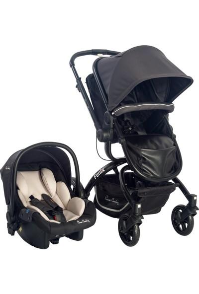 Pierre Cardin Fenix Bebek Arabası Füme