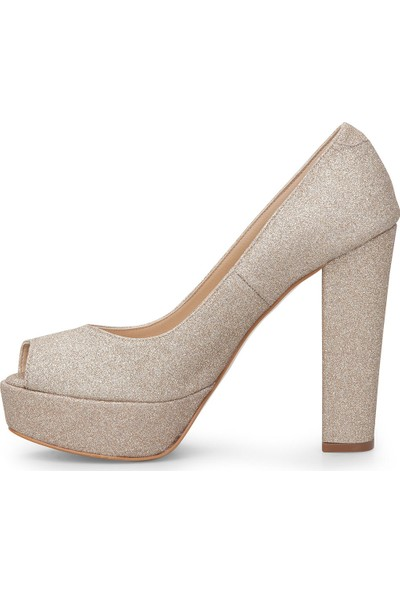 Exxe Topuklu Kadın Ayakkabı 3478405801