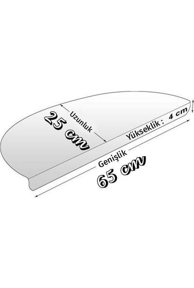 Stepmat Terra Kendinden Yapışkanlı Merdiven Basamak Paspası Halısı