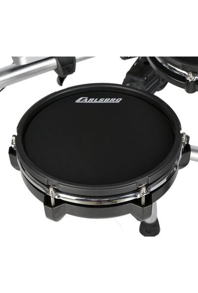 Carlsbro CSD500 Mesh Elektronik Davul Seti (Tabure & Kulaklık)