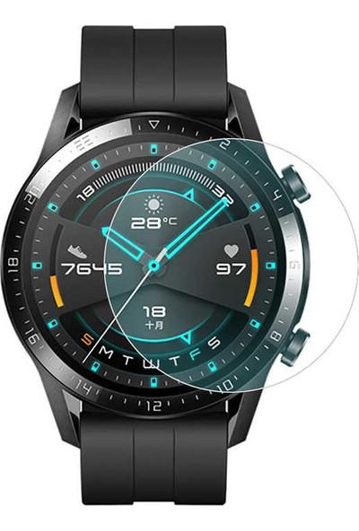 Uks Huawei Watch Gt 2 46 mm Nano Glass Ekran Koruyucu