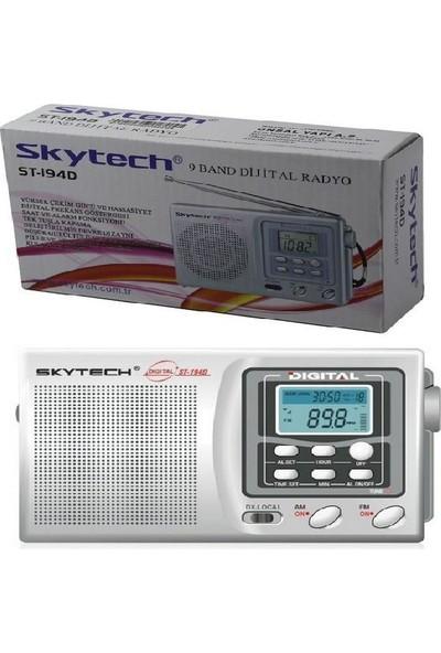 Skytech ST-194D Band Dijital Radyo