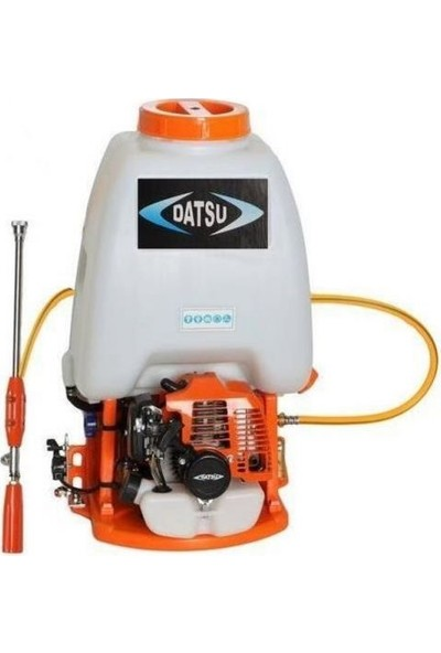 Datsu Benzin Motorlu İlaç Makinesi Os 768