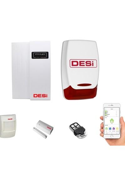 Desi Smartline Iot Akıllı Alarm Sistemi