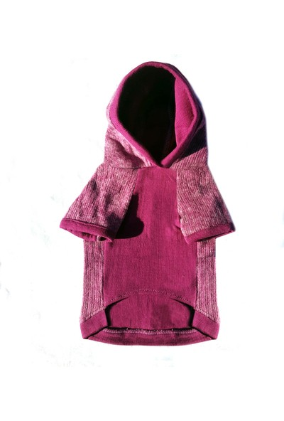 Chili Purple Kapşonlu Sweatshirt S