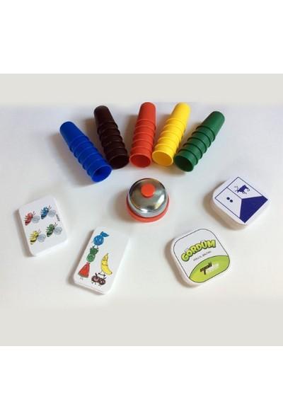 Moli Toys Eğitici Pratik Bardaklar, Zeka ve Strateji Oyunu