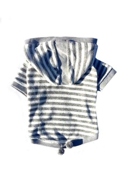 Chili Stripe Sweatshirt 4XL
