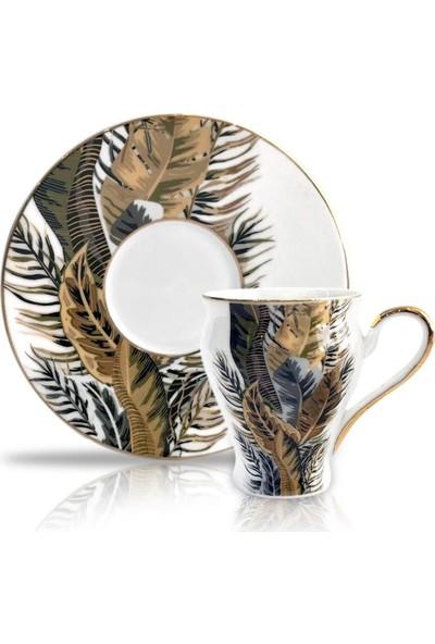Winterbach Kahve Fincan Seti 5902-048C 6 Kişilik