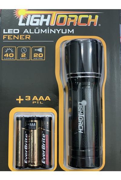 Lightorch LED Alüminyum Fener