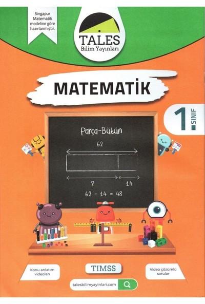 Tales Bilim Yayınları 1. Sınıf Matematik Eğitim Seti 8 Kitap