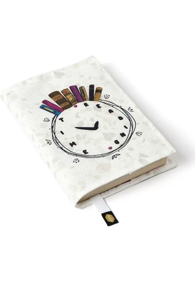 Bcoverart Kitap Kılıfı - Reading Time