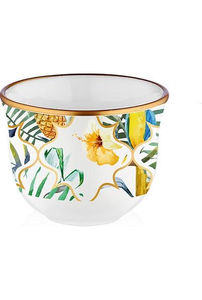 Koleksiyon Gawa Kahve Seti 6'lı Amazon Brasıl Pr
