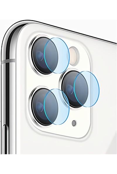 Alisveristime Apple iPhone 11 Pro Arka Kamera Koruyucu