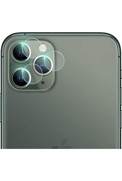 Alisveristime Apple iPhone 11 Pro Max Arka Kamera Koruyucu