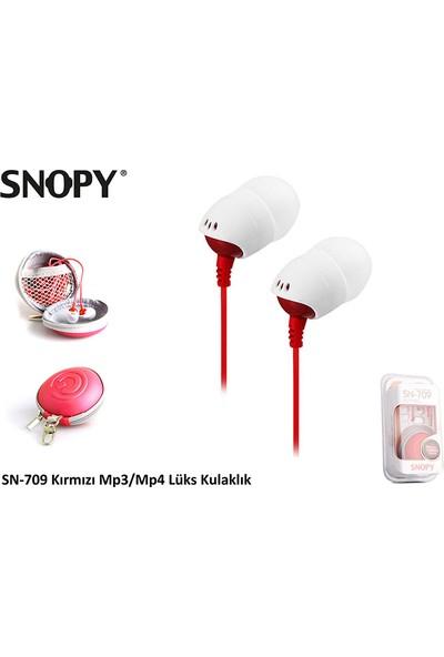 Snopy SN-709 Kulak Içi Kulaklık
