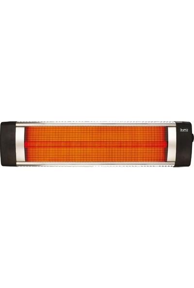 Şamdan Info Black 3000W Infrared Elektrikli Isıtıcı