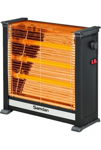 Şamdan 3005 Energy Infrared Elektrikli Isıtıcı