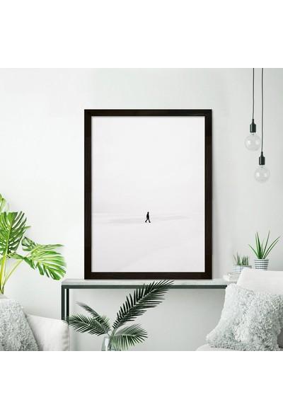 Vetro Design Ahşap Çerçeveli Poster 24 x 33 cm